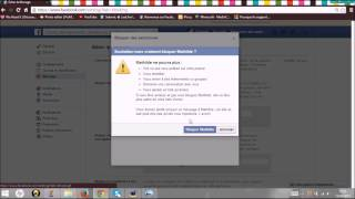 Comment bloquer quelqu'un sur Facebook? [TUTO]
