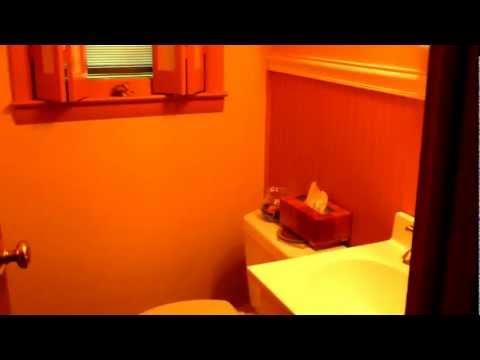 Downstairs Bathroom June 2012