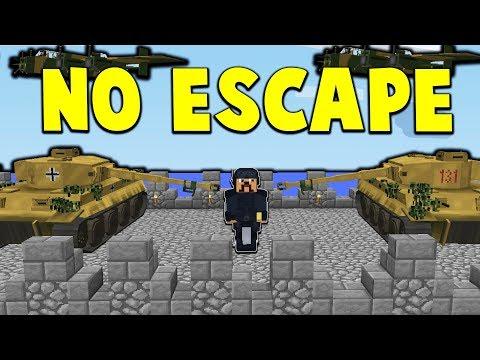 No ESCAPE From ENEMY CLAN! | Minecraft WAR #26