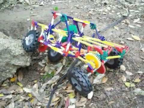 Knex 4x4 Can You Build Better Youtube