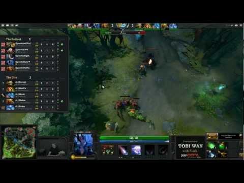 aL vs Quantic TD 11 LB Final Game 2