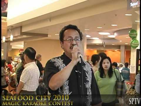 SEAFOOD CITY MAGIC KARAOKE CONTEST 2010