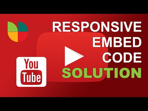 How To Make YouTube Embed Code Responsive (The Easiest Way!)