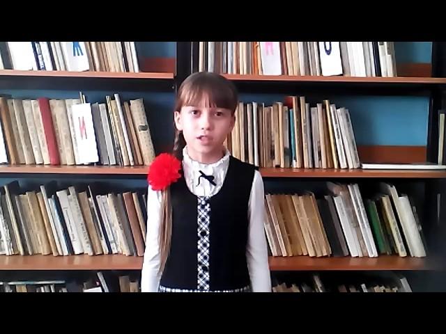 Изображение предпросмотра прочтения – ВиолеттаКель читает произведение «Чулочки» М.М.Залилова (Джалилова)