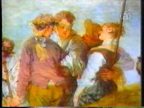 Serie Paletas: 2da parte de Jean-Antoine Watteau y 1 ra parte de Jean Siméon Chardin  (Canal A)