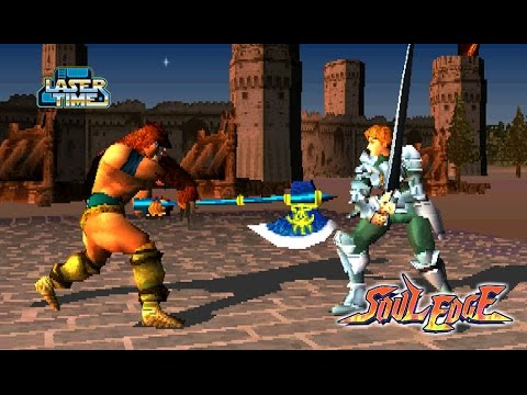 Soul Blade – 20th Anniversary Gameplay!