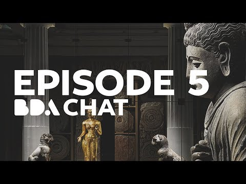 bdaCHAT: The one with our first guest appearance
