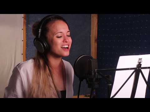 Naomi Scott - Speechless (Aladdin) /Hungarian cover by Kitti Czimmermann