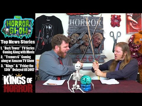 """THE HORROR SHOW News 9/30/16: Editorials - """"Rings"""" & """"Friday the 13th"""" Delayed; """"Tremors 6"""" Coming"""