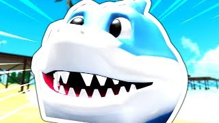 COMMENT BE BABY SHARK (BABY SHARK SONG) EN ROBLOXIAN HIGHSCHOOL!!