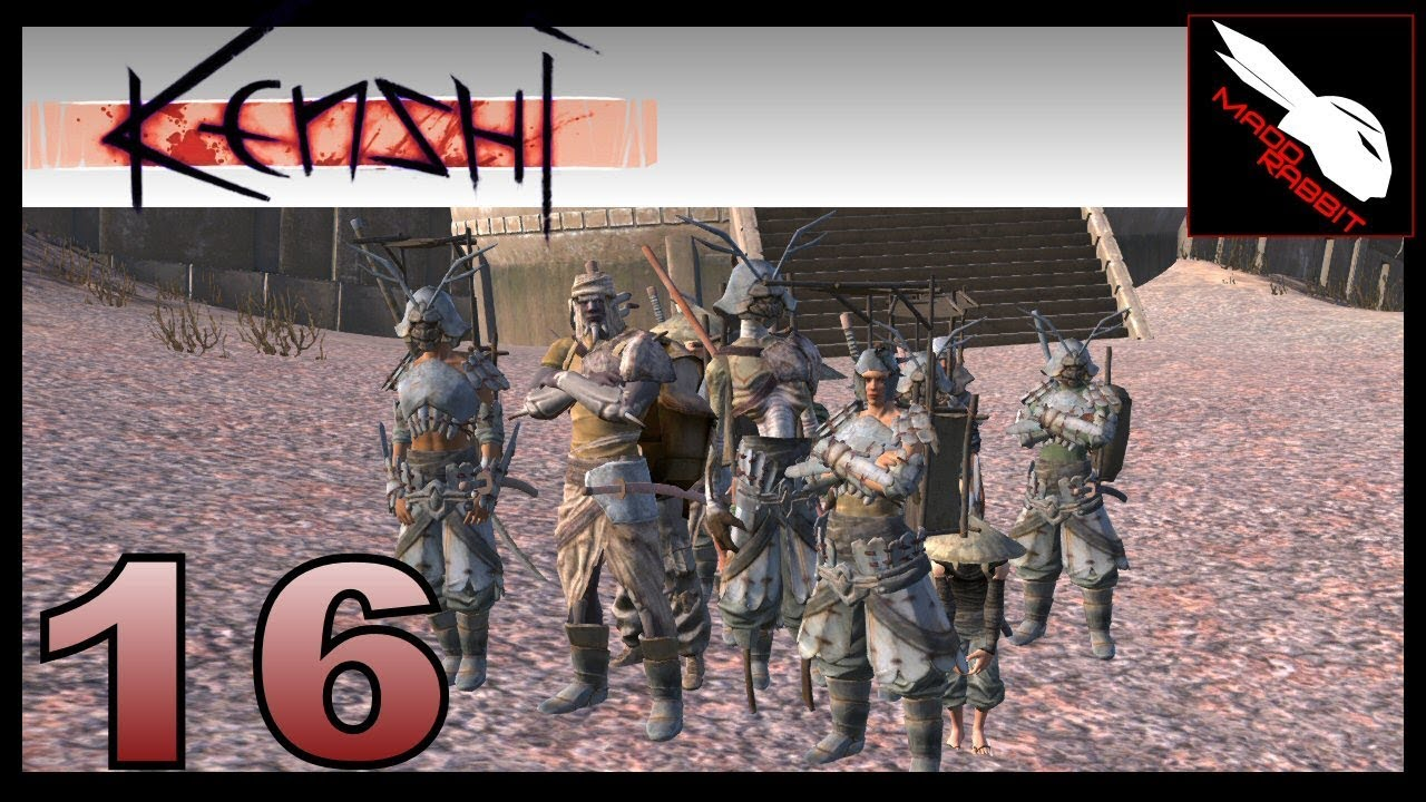 Kenshi How To Attack