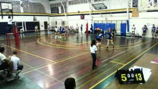 ACSC Girls Volleyball FAITH Vs MCA