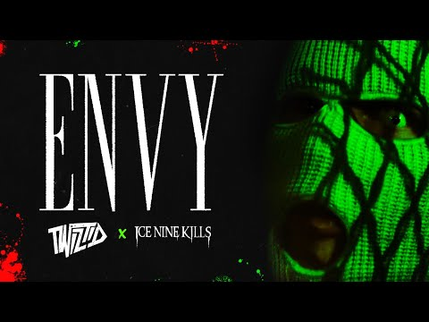 Смотреть клип Twiztid & Ice Nine Kills - Envy
