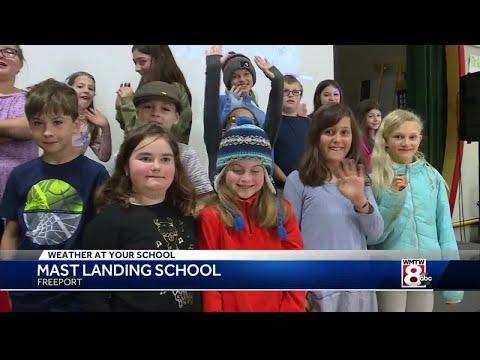 Weather at Your School: Mast Landing School