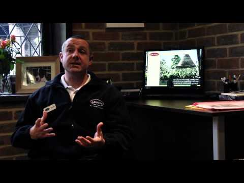 Kevin Spurgeon talking about Dignity Pet Crematorium's Services