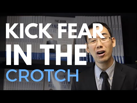 Kick Fear In The Crotch & Just Do It - Vancouver Real Estate: Gary Wong