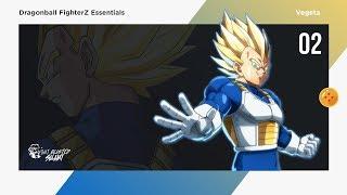 Dragon Ball FighterZ - Vegeta Essentials