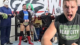 Team Ellsworth vs Team Vlad 5 on 5 Survivor Series Game Master Challenge