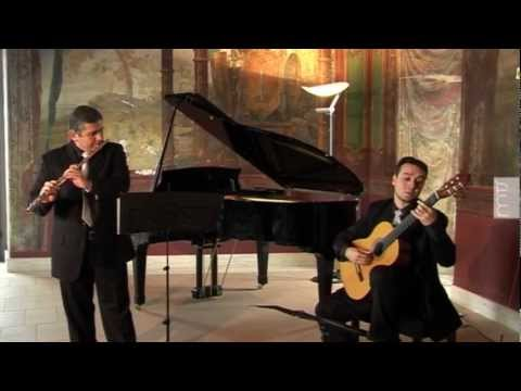 E.Morricone - Medley per chitarra e flauto