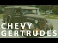 Chevrolet Commercial 1938 - Chevy Gertrudes