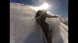 Easter Monday sunny powder. Thumbnail