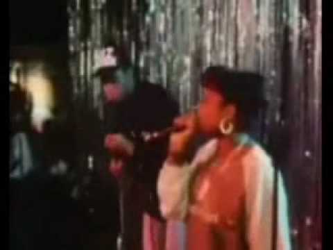 Roxanne Shanté And Biz Markie Live 1986 (Rap, Hip Hop, Hiphop, Human Beatbox)