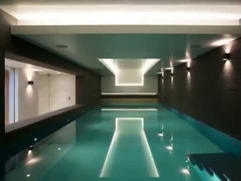 Indoor Pool Design Ideas - YouTube