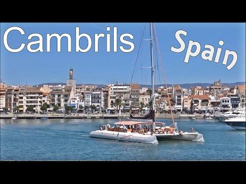 Cambrils ; Costa Dorada ; Holidays ; Vacances ; Baix Camp ; Catalogne ; Espagne