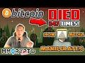 Bitcoin DIED 347 Times! How we are MANIPULATED!