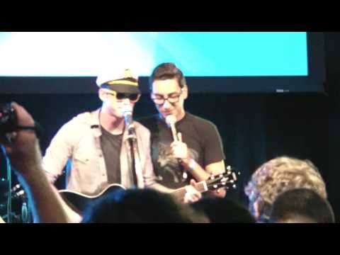 Nice Peter ft. Kassem G - SUPERMAN SOCKS at PLAYLIST LIVE 2011