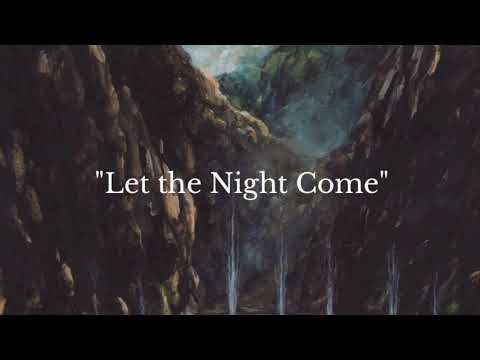 The Lone Madman - Let the Night Come (Official Album Teaser)