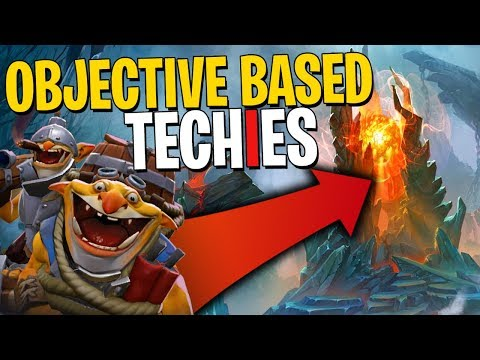 Objective Based Techies - DotA 2 thumbnail