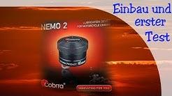 Cobrra Nemo 2 Kettenöler | Einbau u. erster Test