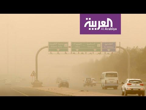 رياح البوارح تخيم على المنطقة  - نشر قبل 4 ساعة
