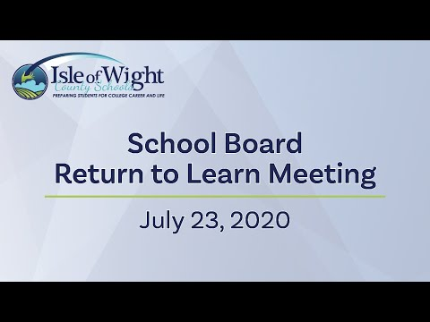 return-to-learning-school-board-work-session