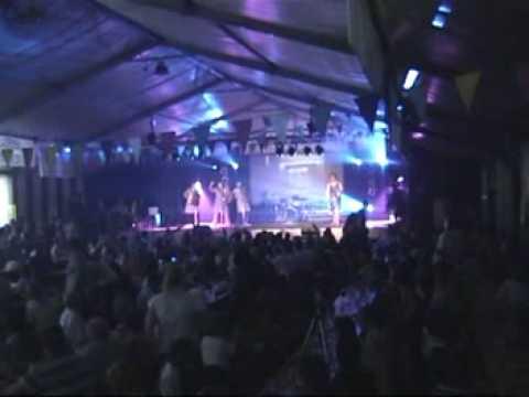 sintpietersselection 2008 als moeder zong