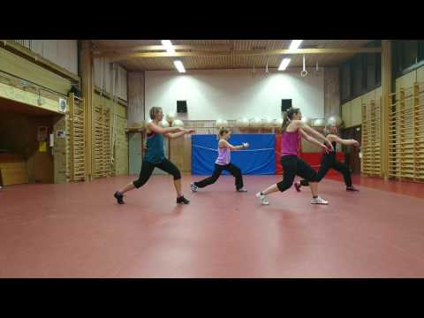 Zumba / Dance Fitness –  Ain't my fault by Zara Larsson