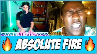 When a Rapper and a Pianist Meet on Omegle