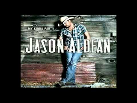 Jason Aldean - My Kinda Party Lyrics [Jason Aldean's New 2012 Single]