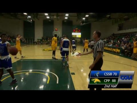 CPP Basketball vs. CSU San Bernardino
