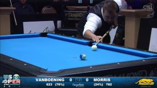 2016 US Open 10-Ball - Final: Shane Van Boening vs Rodney Morris