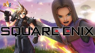 Dragon Quest XI Sales Shows Square Enix NEEDS Switch for JRPGs, Paladins Gyro & Super Mario Party!