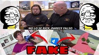 5 MEMES QUE SON FALSOS