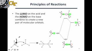 22.2 Principles of Reactivity - Lewis Theory and HOMO-LUMO