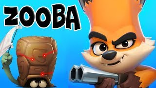Zooba: Битва животных-клон бравл старс?