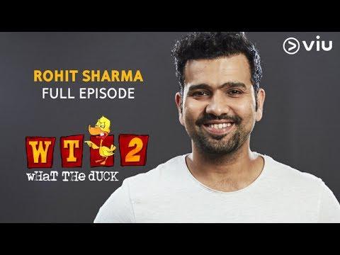 ROHIT SHARMA on What The Duck Season 2 | Full Episode | Vikram Sathaye | WTD 2 | Viu India