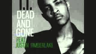 Dead And Gone - T.I. Justin Timberlake (Instrumental)