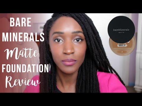 bare-minerals-matte-foundation-review-|-dominique-dazz