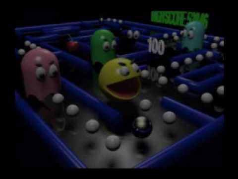 Pac Man Remix - Aphex Twins