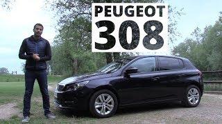 Peugeot 308 1.2 PureTech 110 KM, 2018 - test AutoCentrum.pl #389